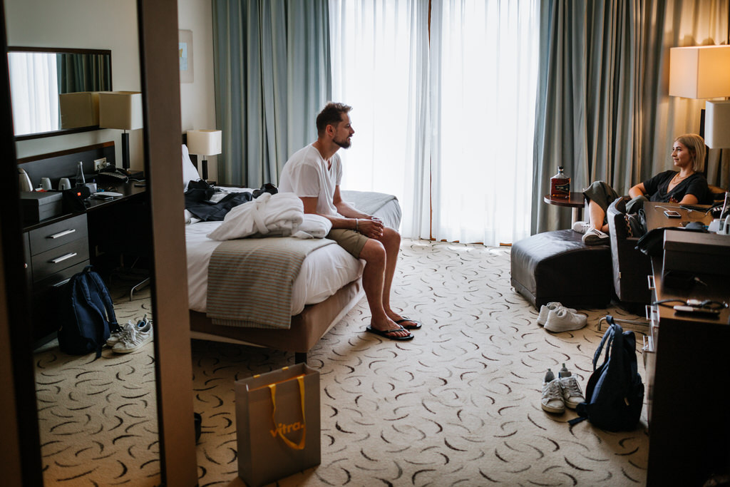 goczkowski gorecka fotografia Willa brzegi przygotowania hotel holidayInn